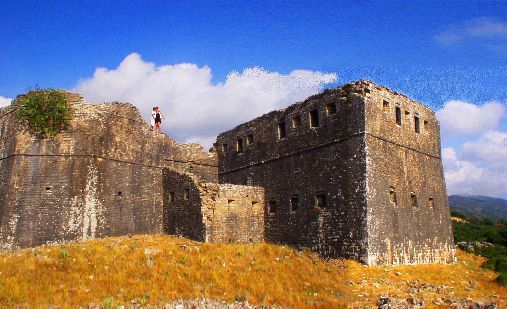 Ottomanian_castle_Five_Wells_in_Preveza